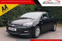 Vauxhall Astra EXCLUSIV CDTI ECOFLEX S/S