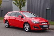 Vauxhall Astra 2.0CDTI 16V S/S SRI 165PS