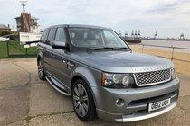 Land Rover Range Rover Sport 3.0 SDV6 Autobiography Sport