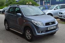 Daihatsu Terios SE AUTOMATIC 1.5 PETROL 5 DOOR