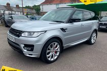 Land Rover Range Rover Sport 4.4 SD V8 Autobiography Dynamic 4X4 5dr