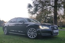 Audi A8 L TDI QUATTRO SE EXECUTIVE