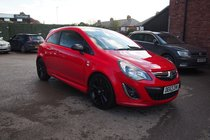 Vauxhall Corsa LIMITED EDITION SERVICE HISTORY ! 99% FINANCE APPROVAL ! 12 MONTHS MOT !