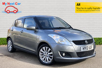 Suzuki Swift SZ4 GENUINE LOW MILES FSH!