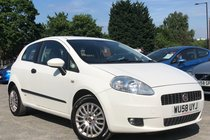 Fiat Grande Punto 1.3 MULTIJET ACTIVE DIESEL ** 1 OWNER FROM NEW + FULL SERVICE HISTORY + £30 ROAD TAX + RARE CAR **