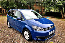 Volkswagen Touran SE TDI DSG #7seater #FinanceAvailable