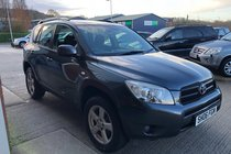 Toyota RAV4 VVTI XT3 MANUAL PETROL 4 WHEEL DRIVE