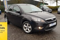 Ford Focus ZETEC A Nice Clean Car Freshly Serviced & Fully Warranted With AA Cover