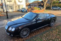 Bentley Continental GTC SPEED MULLINER