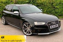 Audi RS4 RS4 AVANT FSI QUATTRO