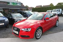Audi A5 SPORTBACK TDI SE TECHNIK multitronic FSH sat nav STOP/START - Great MPG 59+ - Low Tax