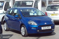 Fiat Punto EASY 1.2 3 DOOR 67,000 MILES SERVICE HISTORY LOWER ROAD TAX LOW INSURANCE GROUP