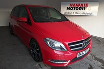 Mercedes B Class B200 CDI BLUEEFFICIENCY SPORT