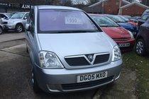 Vauxhall Meriva Breeze 1.4i 16v (a/c)