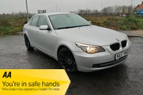 BMW 520D SE - Diesel Saloon - Low Mileage