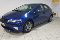 Honda Civic I-VTEC SI