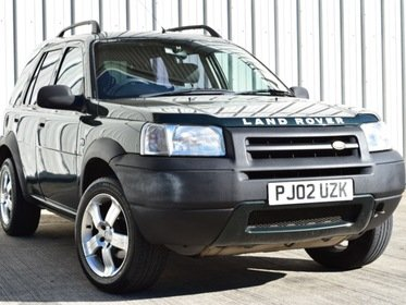 Land Rover Freelander 2.0 TD4 S S WAGON
