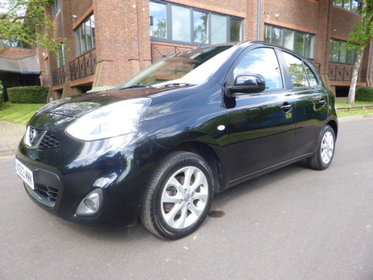Nissan Micra Acenta 1.2 DIG-S Automatic