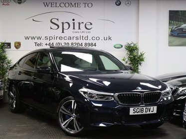BMW 6 SERIES 630d XDRIVE M SPORT