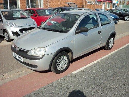 Vauxhall Corsa 1.2I 16V GLS