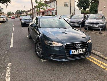 Audi A6 TDI ULTRA SE.Low Mileage+SatNav+Leather+BT