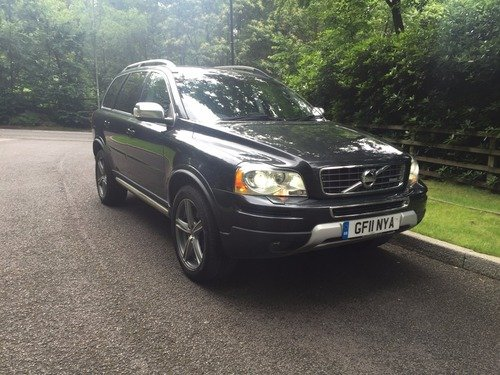 Volvo XC90 2.4 D5 AWD  R-DESIGN GEARTRONIC