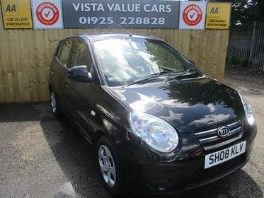 Kia Picanto 1.1 ICE, 1 OWNER , AIR CON , LOVELY CAR