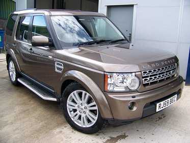 Land Rover Discovery 3.0 TDV6 HSE 7 SEAT 4X4 AUTO