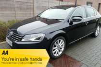 Volkswagen Passat EXECUTIVE TDI BLUEMOTION TECHNOLOGY DSG SAT NAV