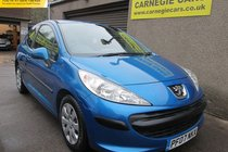 Peugeot 207 S-58362 MILES - APPLY FOR FINANCE ON THE WEBSITE FOR QUICK DECISION