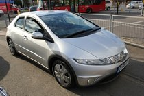 Honda Civic 1.4 I-DSI SE I-SHIFT
