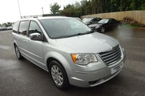 Chrysler Voyager CRD GRAND LIMITED