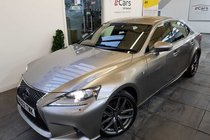 Lexus IS IS 300h F SPORT Auto