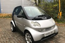 Smart ForTwo PULSE SOFTIP (61BHP)
