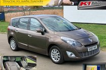 Renault Scenic GRAND PRIVILEGE TOMTOM DCI FAP