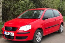 Volkswagen Polo 1.2 55 PS E