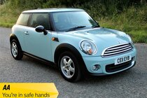 MINI Hatch 1.6 ONE (With Pepper Pack)