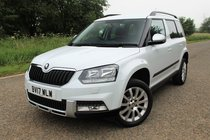 Skoda Yeti OUTDOOR SE BUSINESS 2.0 TDi SCR