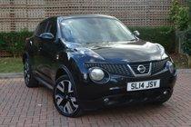 Nissan Juke DCI N-TEC