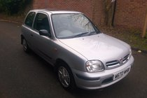 Nissan Micra 1.0 CELEBRATION Limited Edition 3dr low, miles, great condtn FSH