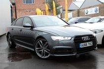 Audi A6 TDI ULTRA S LINE BLACK EDITION