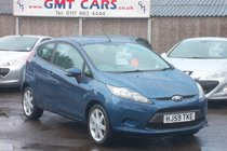 Ford Fiesta Style 1.25 74,000 MILES SERVICE HISTORY