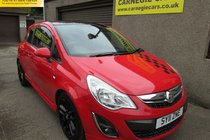 Vauxhall Corsa LIMITED EDITION - CAR NOW SOLD -