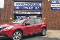 Peugeot 2008 BLUE HDI ACTIVE BUY NO DEPOSIT FROM £53 A WEEK T&C APPLY