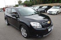 Chevrolet Orlando VCDI LTZ