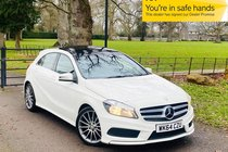 Mercedes A Class A180 CDI BLUEEFFICIENCY AMG SPORT