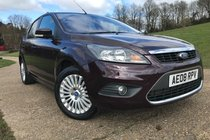 Ford Focus 1.6 TDCi 109 S4 ECOnetic (DPF)