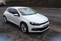 Volkswagen Scirocco GT TDI BUY NO DEP & £64 A WEEK T&C APPLY