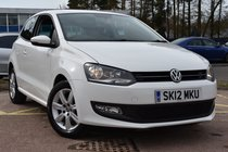 Volkswagen Polo 1.2 60 PS Match
