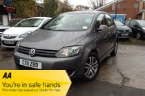 Volkswagen Golf Plus SE TDI DSG